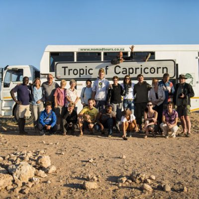 Africa – Coach & Group Tours