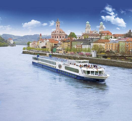Enchanting Danube Uniworld River cruise