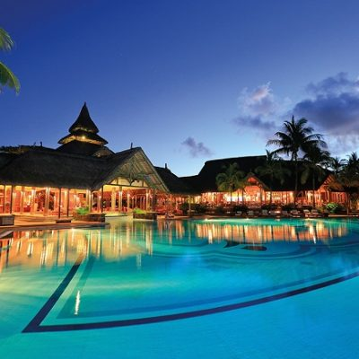 5-star Shandrani beachcomber Resort & Spa Mauritius