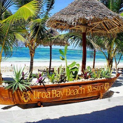 Uroa Bay Beach Resort Zanzibar