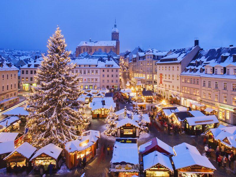 Christmas markets Uniworld