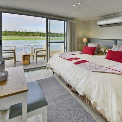 Africa - Chobe Princess House Boat