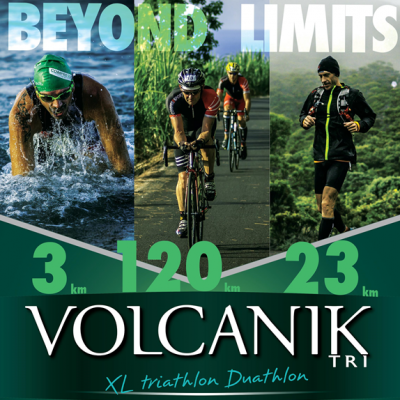 Volcanik Triathlon Travel Package