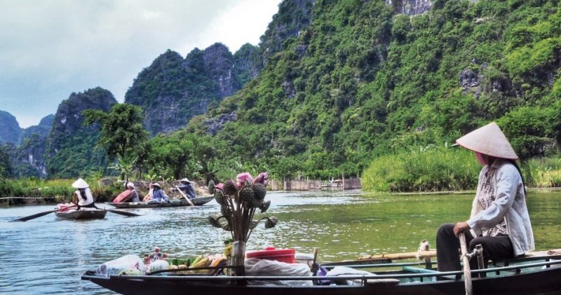 Uniworld Timeless Wonders of Vietnam Cambodia & The Mekong 1