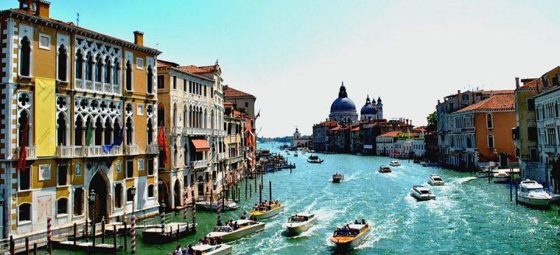 Le Boat Venice and Friuli barging holiday
