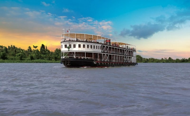 Mekong Delta to Temples of Angkor river cruise
