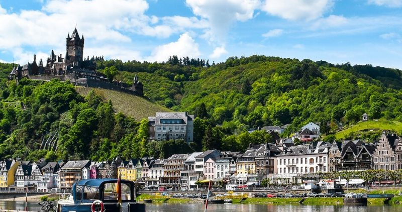 Uniworld Magnificent Moselle & Rhine Luxury River Cruise