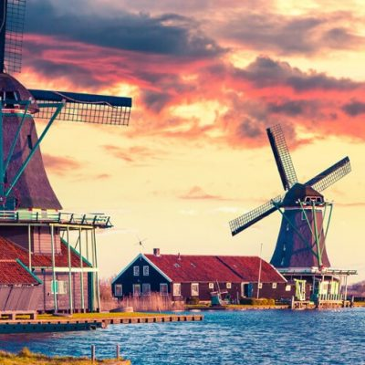 Uniworld Remarkable Rhine & Historic Holland Luxury River Cruise